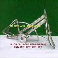 Khung xe đạp Cào Bông Mai (Cào Gân)